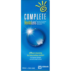 COMPLETE RevitaLens travel pack Solution 100ml