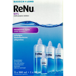 ReNu MPS Sensitive Eyes multipack 3x360ml 1x60ml
