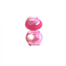 Kontaktlinsenbehälter Frosch