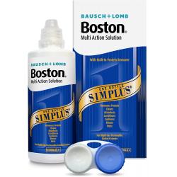 Boston Simplus multi-action für harte Kontaktlinsen